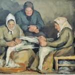 Les_croquants_Maurice_albe_Musée d'Art et d'Archéologie du Périgord