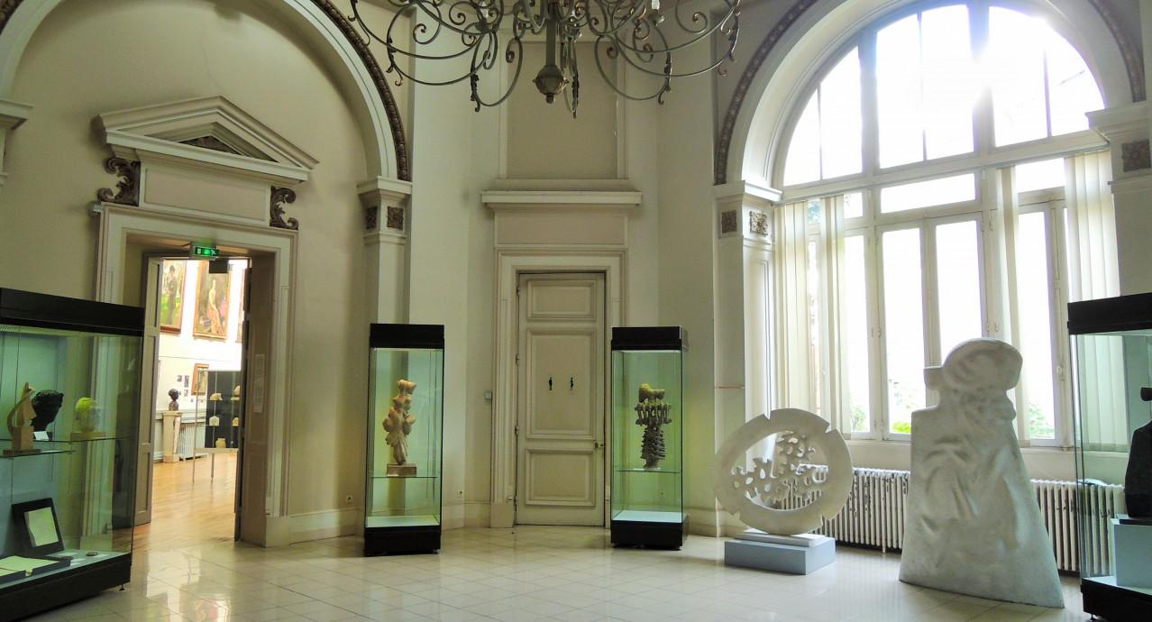 intérieur_Musée d'Art et d'Archéologie du Périgord