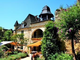 maison_Présidial_Sarlat_jardins_Le Présidial_Sarlat-la-canéda-dordogne