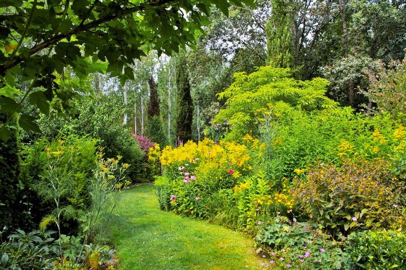 Les jardins tranquilles (anciennement Au delà)_Périgord_dordogne