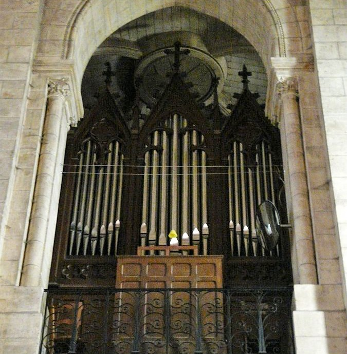 Le_Bugue_Église_Saint_Sulpice_dordogne