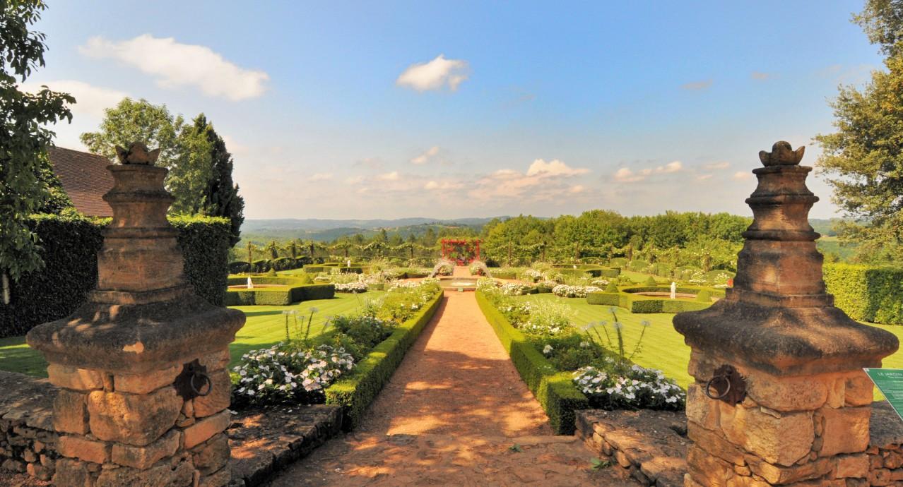 Jardin D: Jardins D'Eyrignac