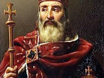 Charlemagne-Empereur-dOccident carrolingien