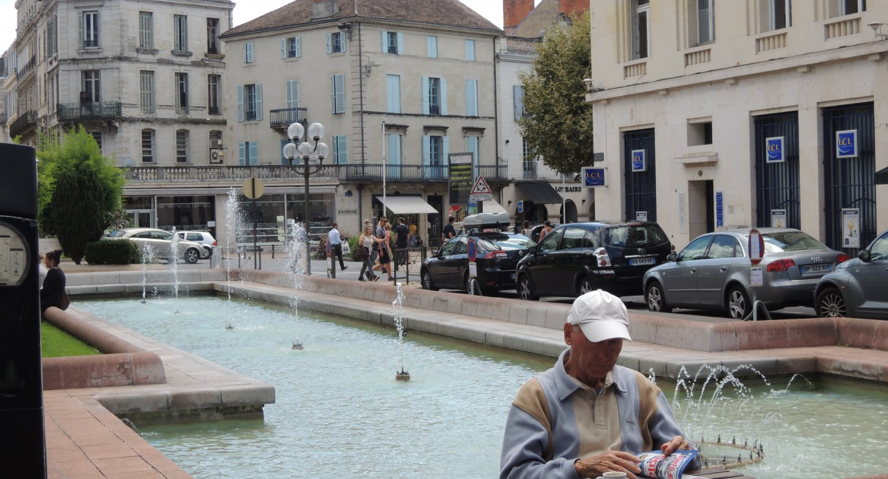 Ville de Périgueux_centre ville