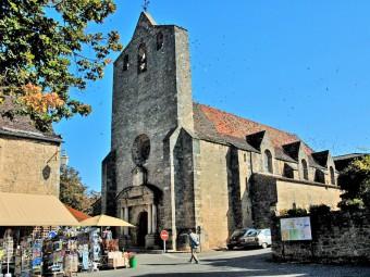 Eglise_de_domme_dordogne_France