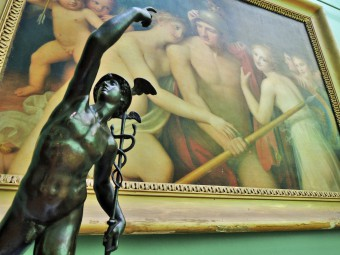 Ambiance_Musée d'Art et d'Archéologie du Périgord