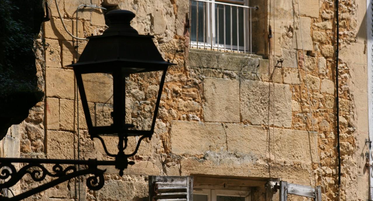 Eclairage Public au Gaz-sarlat-perigord